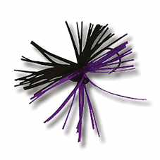 Gambol Black Purple