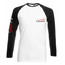 Long Sleeve Edmond BL/WH
